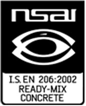 NSAI Certified Cement